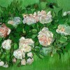 Yağlıboya çiçek resimleri