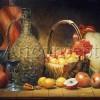 Natürmort tablo örnekleri