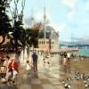 Faruk Cimok satılık tablo, Faruk Cimok Satılık resim